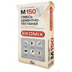 """Цементно-песчаная смесь """"Каракум"""" М 150"""