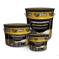 Гидроизоляция для кровли битумно-резиновая AquaMast 10 кг