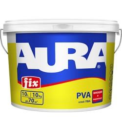 """Клей """"AURA Fix PVA"""" 10 л"""