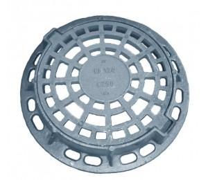 Дождеприемник круглый чугунный ДМ2 (С250)