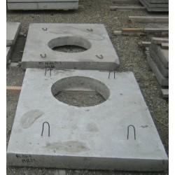 Плиты перекрытия с отверстием ПТО 150.240.14-6 (серия 3.006.1-8)