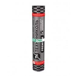 Техноэласт Грин ЭКП (сланец серый) 1х10 м рулон