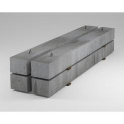 Балка железобетонная Б-6 размера 1160х300х150 мм