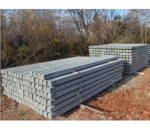 Железобетонный столб 3С30а размера 3000х140х140 мм