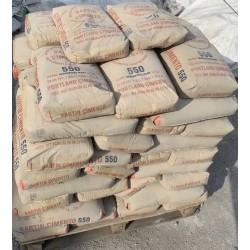 Цемент в мешках Bartin Cimento Д20 25 кг