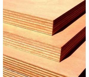 Фанера влагостойкая  ФСФ  береза 30мм (строительная) 2,44х1,22 м