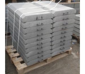 Блок плиты укрепления П-1
