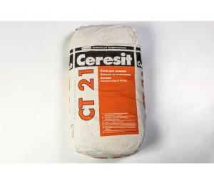 Клей для газоблока Ceresit CT 21