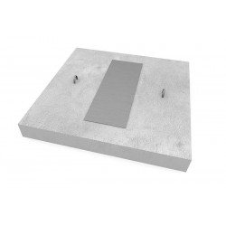 Опорная подушка серия 1.069.1-1 оп 1