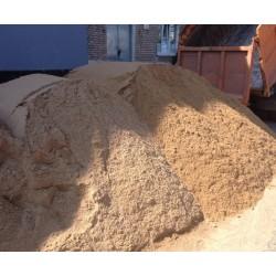 Песок строительный от 30 тонн