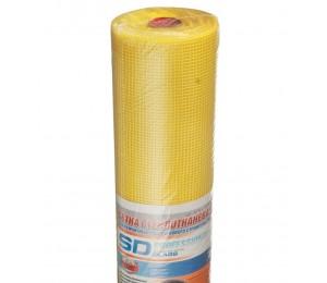 Сетка стеклотканевая фасадная 1*50, плотность 145