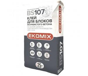 Клей для газоблоков Экомикс