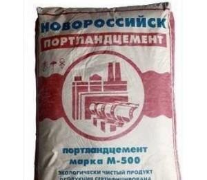 Цемнт Новороссийский M 500 d0