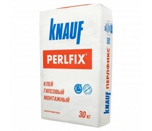 """Клей гипсовый """"Perlfix"""" Кнауф 30 кг"""