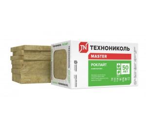 Утеплитель Роклайт 50 мм минеральная плита