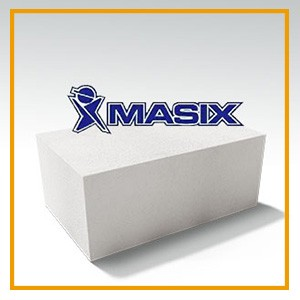 Газоблок Masix