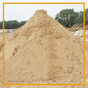 Песок оптом